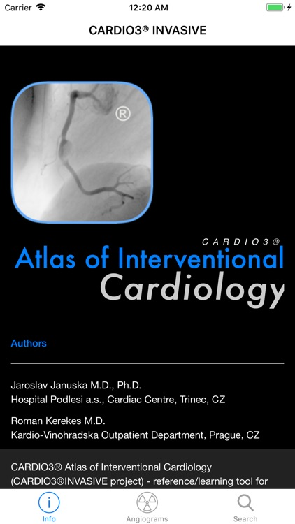 CARDIO3® Interventional Atlas
