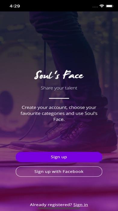 Soul's Face screenshot #1