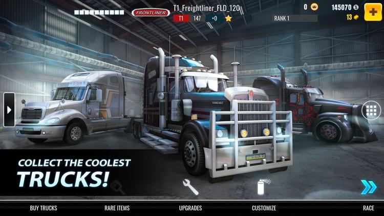 Big Rig Racing screenshot-3