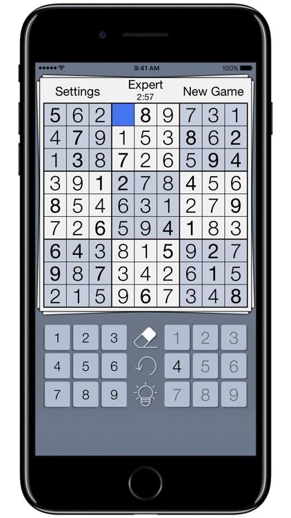 Premium Sudoku Cards screenshot-3