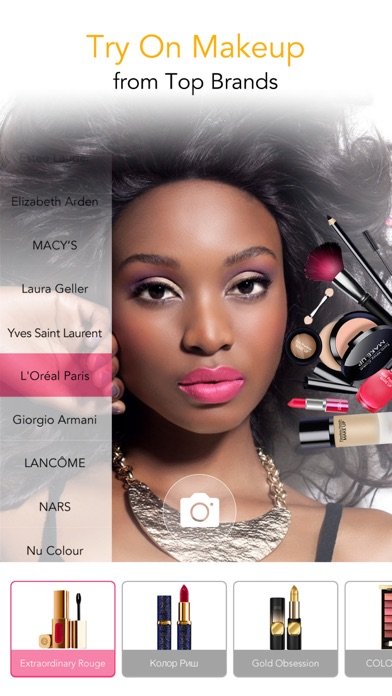 Download YouCam Makeup-Magic Selfie Cam for Pc