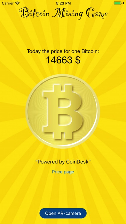 Bitcoin Mining Game screenshot-1