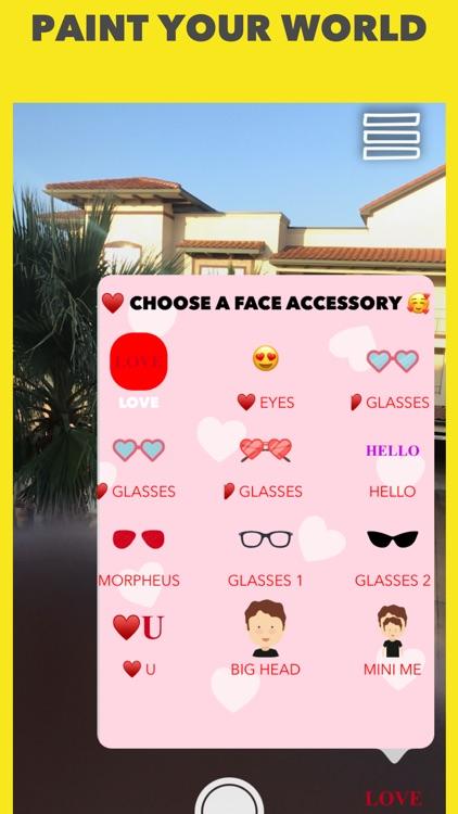 Game Face AR