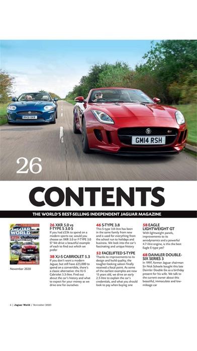 Jaguar World Magazineのおすすめ画像4