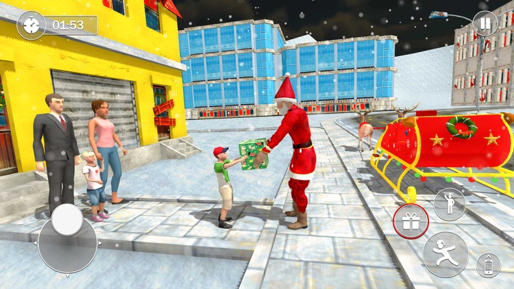 Santa Clause Gift Delivery screenshot-5