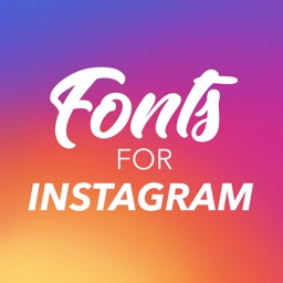Fonts for Instagram Keyboard
