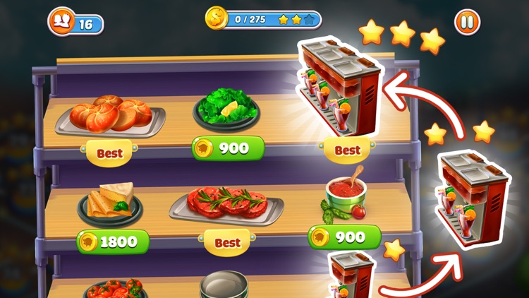 Cook It: Cooking-Frenzy Game screenshot-6