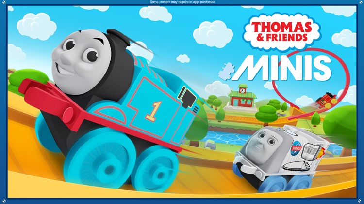 Thomas & Friends Minis screenshot-9