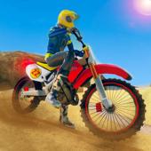 ダートバイクライダースタントゲーム3d