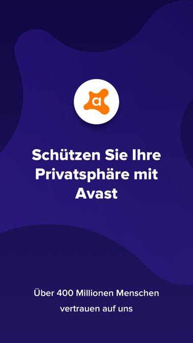 Avast Secureline VPN ProxyScreenshot von 6