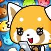アグレッシブ烈子 パズルゲーム・マッチ3パズル