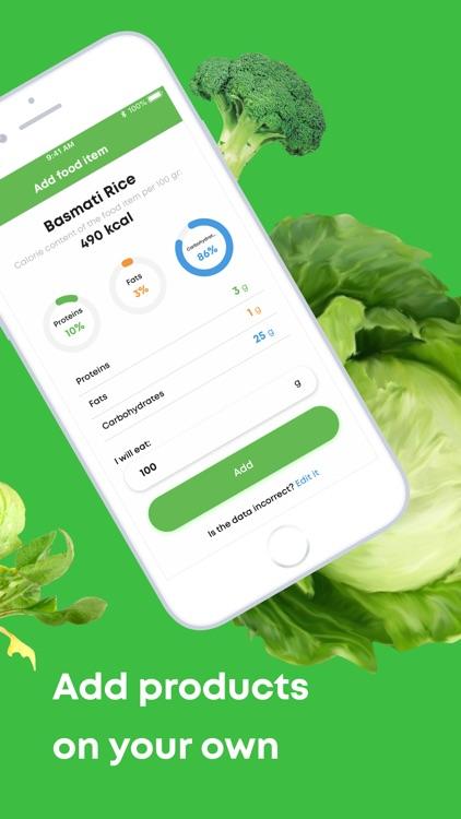 ScanFood PRO - calorie tracker