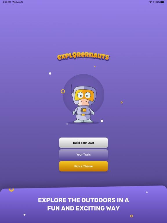 Explorernauts screenshot
