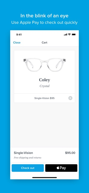 3b55939d42 Glasses by Warby Parker on the App Store