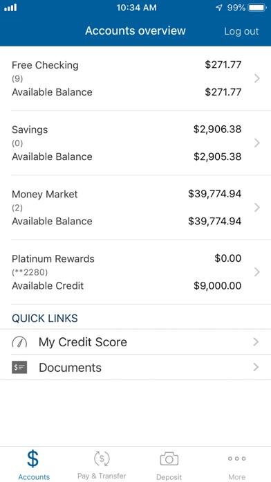 messages.download Golden 1 Mobile software