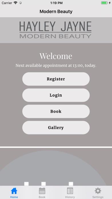 Screenshot for Hayley Jayne - Modern Beauty in Viet Nam App Store