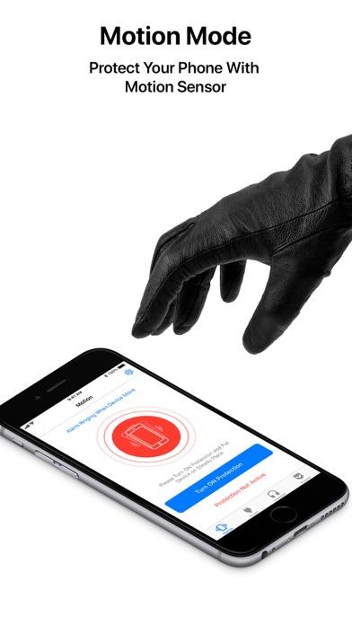 Security Alarm - AntiTheft Pro screenshot 2