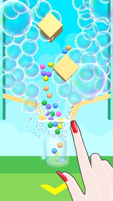 Bubble Ball Rush screenshot 3
