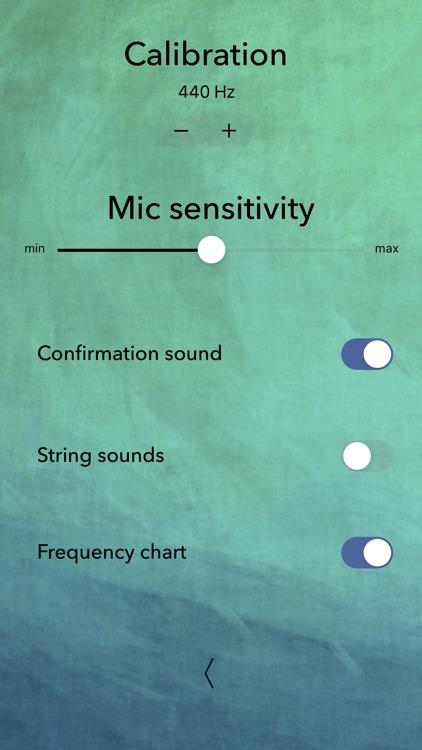 Mandolin Tuner and Chords screenshot-3