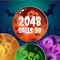 App Icon for 2048 Balls 3D App in Indonesia IOS App Store