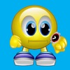 Animated Emoji 3D Sticker GIF