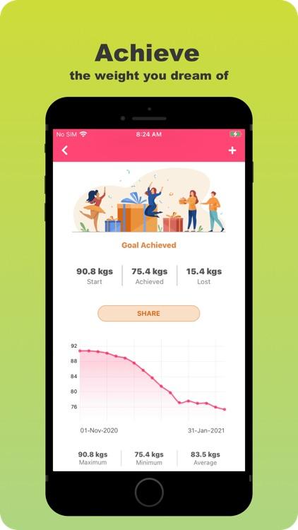 Step Counter - Step Tracker screenshot-7