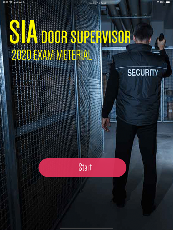 SIA Door supervisor Licence screenshot 6