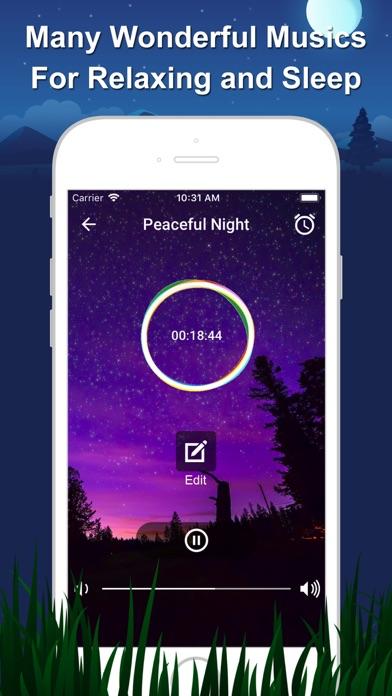 Relaxing Music : Sleep Sounds screenshot three