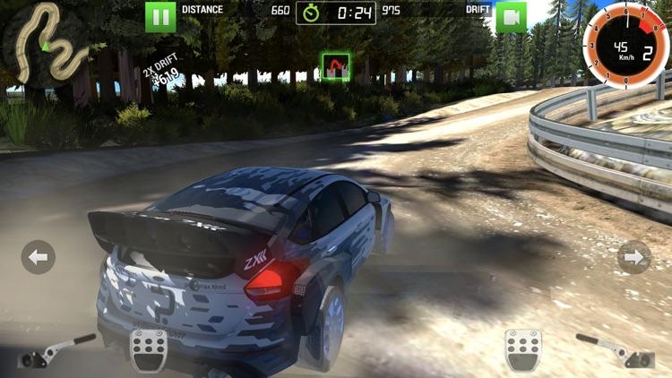 Rally Racer Dirt screenshot-5