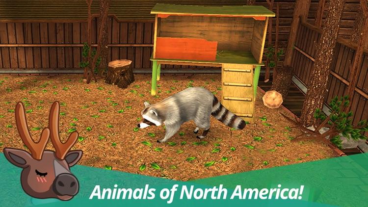 Pet World - WildLife America screenshot-6