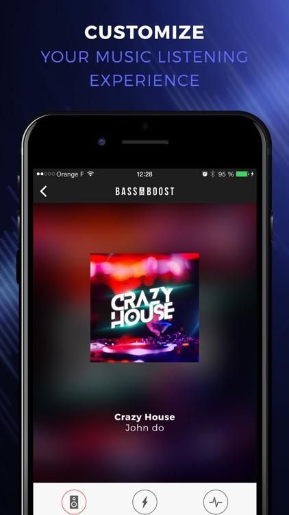 Bass Booster Volume Power Amp screenshot-4