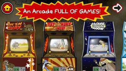 Just a Regular Arcade phone App screenshot 1