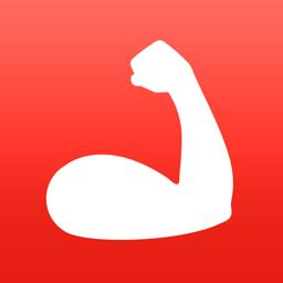 Ícone do app MyTraining: Treino de Academia