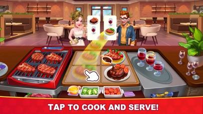 Cooking Hot Kitchen Crush Screenshot on iOS