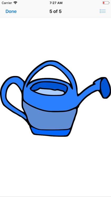 Watering Can Stickers screenshot-5