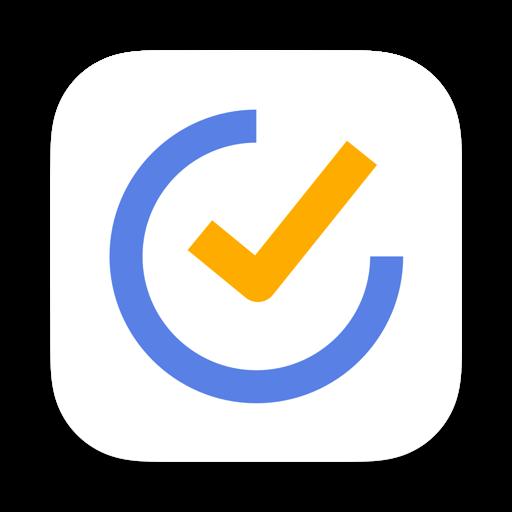 滴答清单 - 购物清单,行程安排,日程提醒 for Mac
