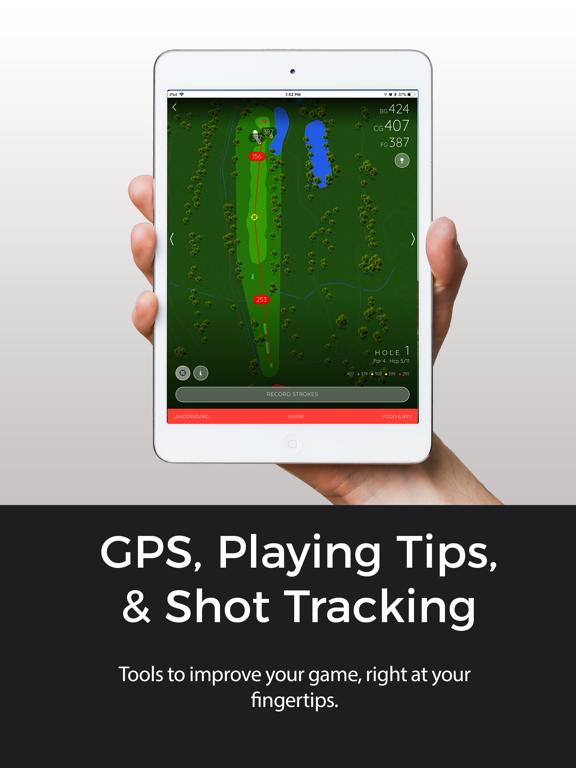 Los Naranjos Golf screenshot 5