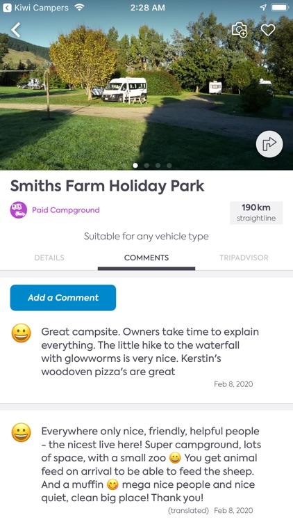 Happy Campers NZ screenshot-3
