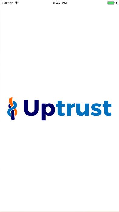 Uptrust Staff screenshot one