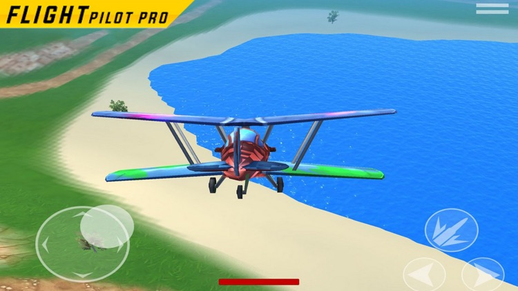 Sea Plane Skill Shoot