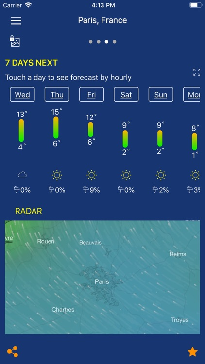 Accurate Weather forecast pro screenshot-7