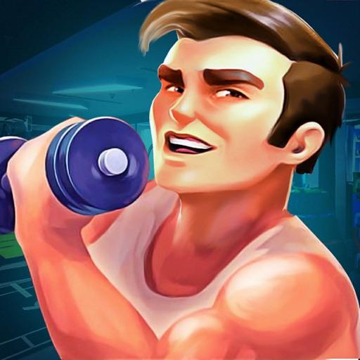 Hyper Gym Life 3D - Tough Guys