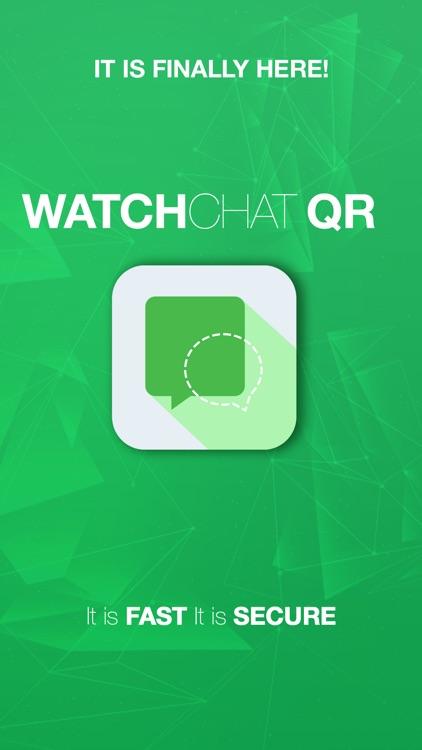 ChatWatch For WhatsApp QR Scan screenshot-3