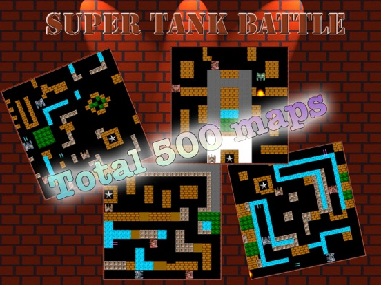 Screenshot #4 pour Super Tank Battle - myPadArmy
