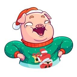 Mr. Piggy stickers pack