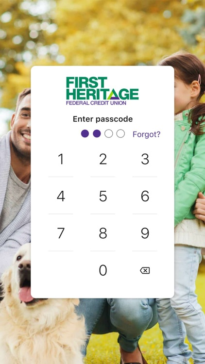 First Heritage FCU screenshot-7