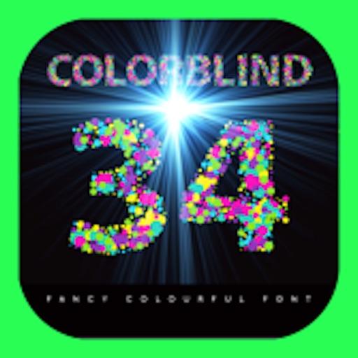ColorBlind-Eye Exam iOS App