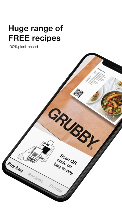 GRUBBY - plant-based meal kits