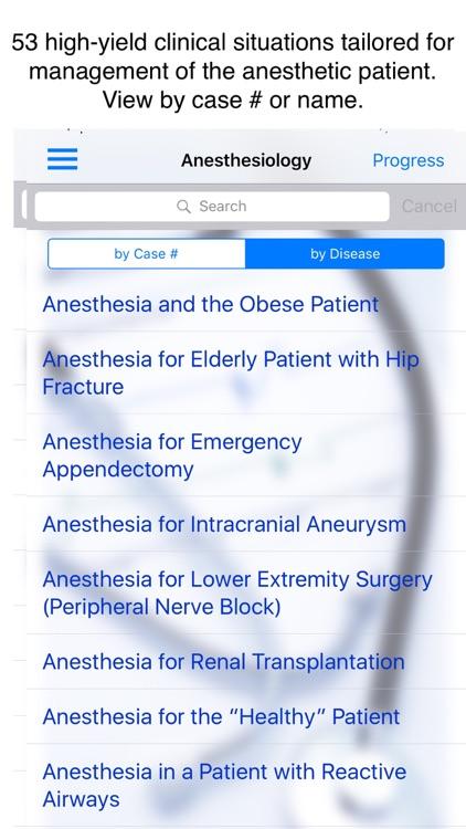 Case Files Anesthesiology, 1e