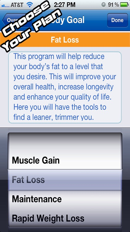 Nutritionist Plus screenshot-3